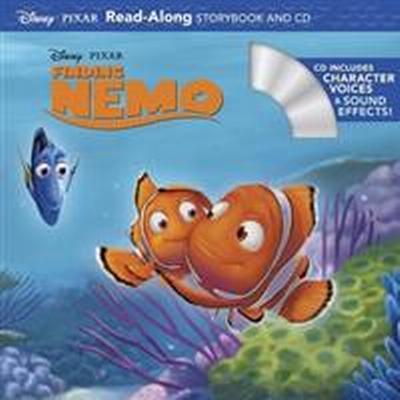 Finding Nemo Read-Along Storybook [With CD (Audio)] (Häftad, 2012)